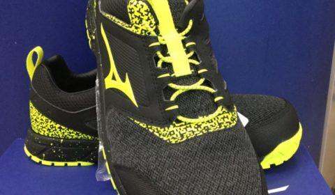 ミズノ 限定カラー安全靴